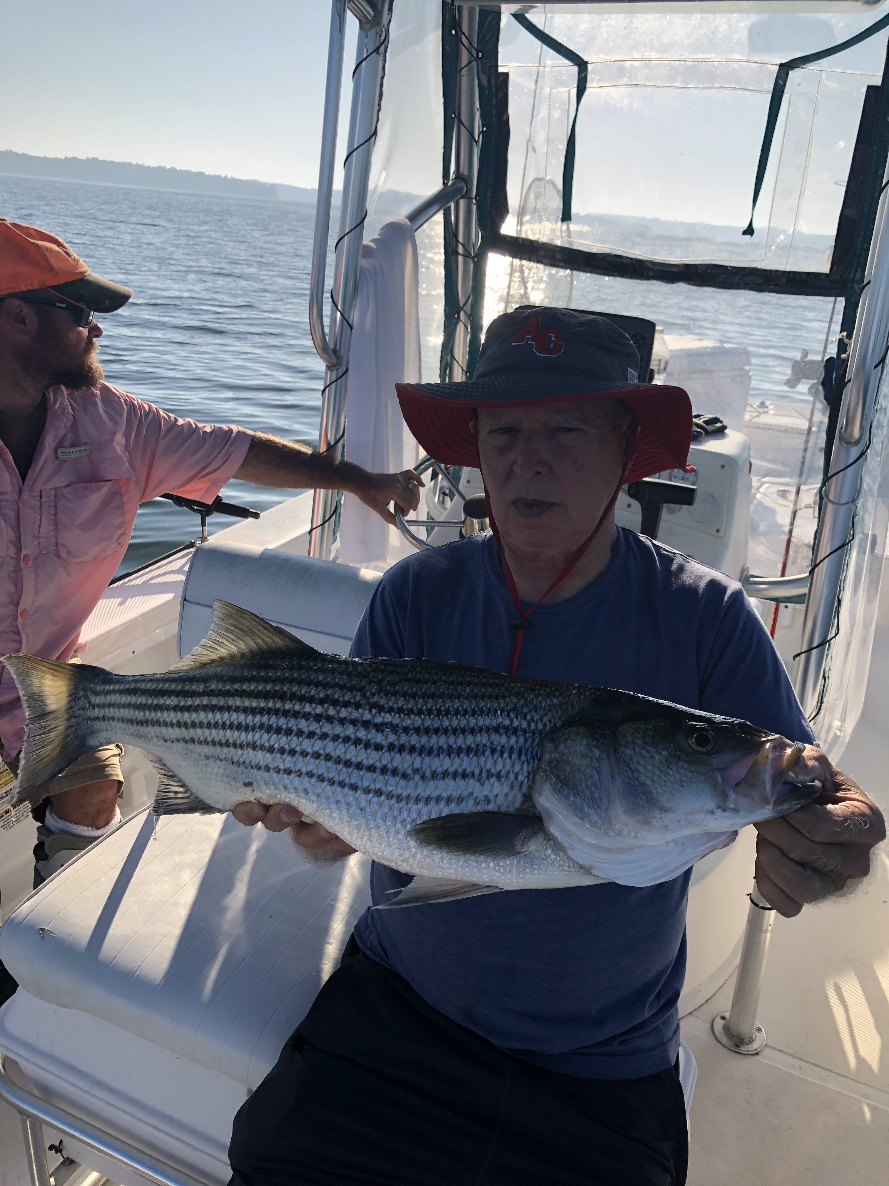 Sept.-26-2019-Larry-Freeman-with-his-10-pound-striper.IMG_2928