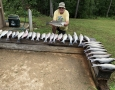 May 23, 2018 Ray Dowdy with 30 stripers and hybrids IMG_2133