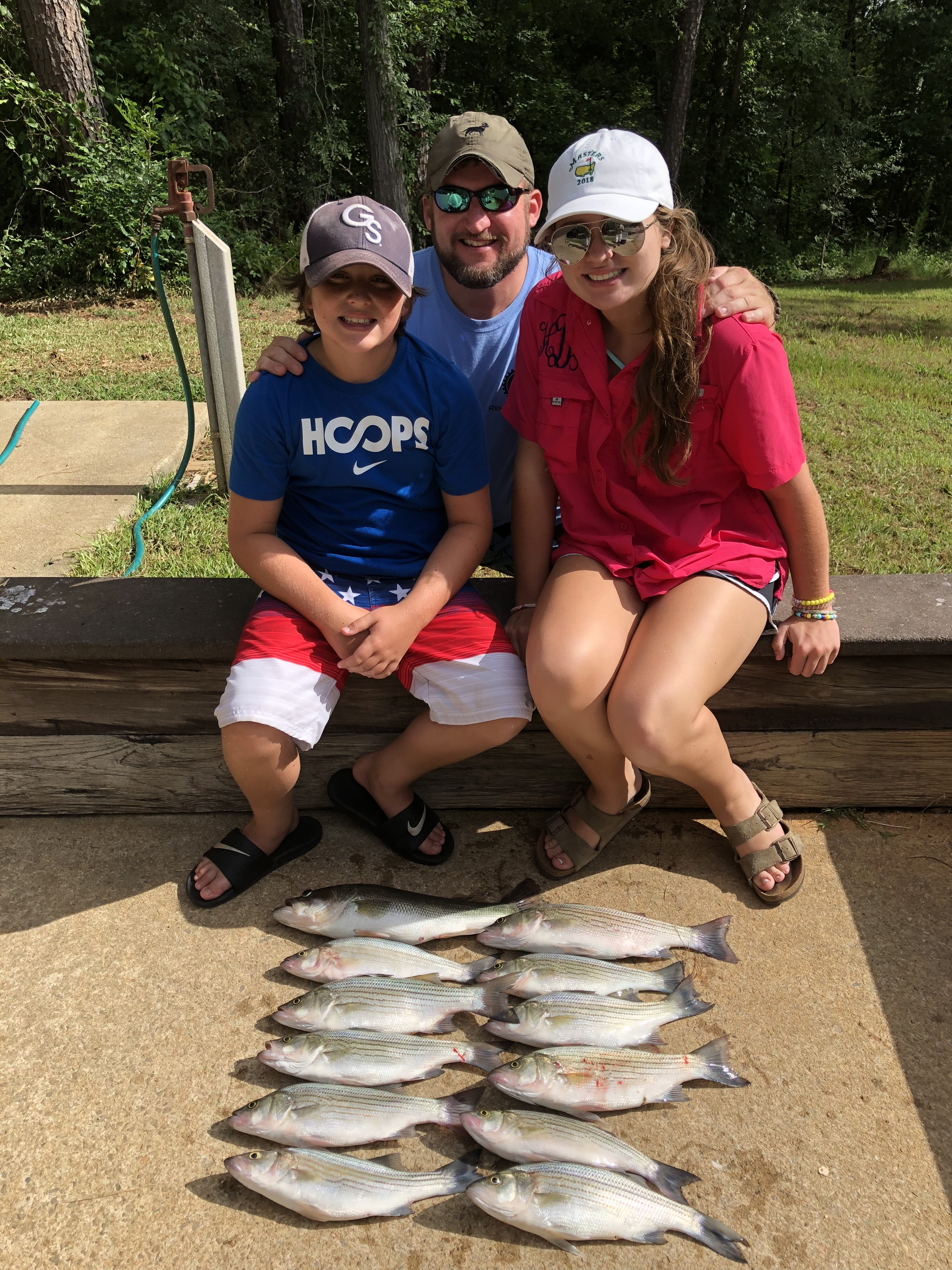 July 5, 2018 Chris, Haylee and Kase Dye from Statesboro, Ga.IMG_2248