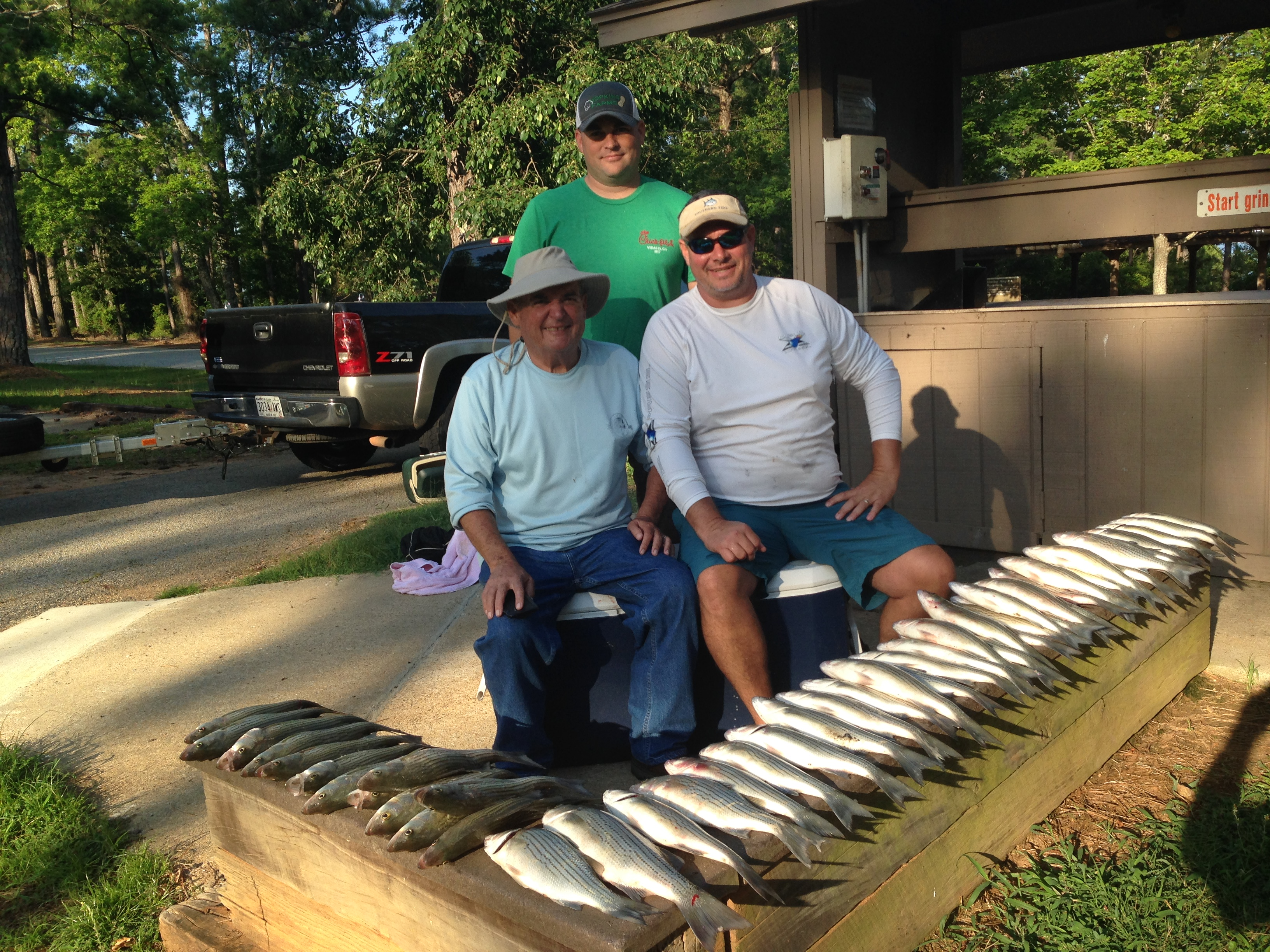 June 15, 2017 Jake and Ricky Cleghorn and Michael Mckinney