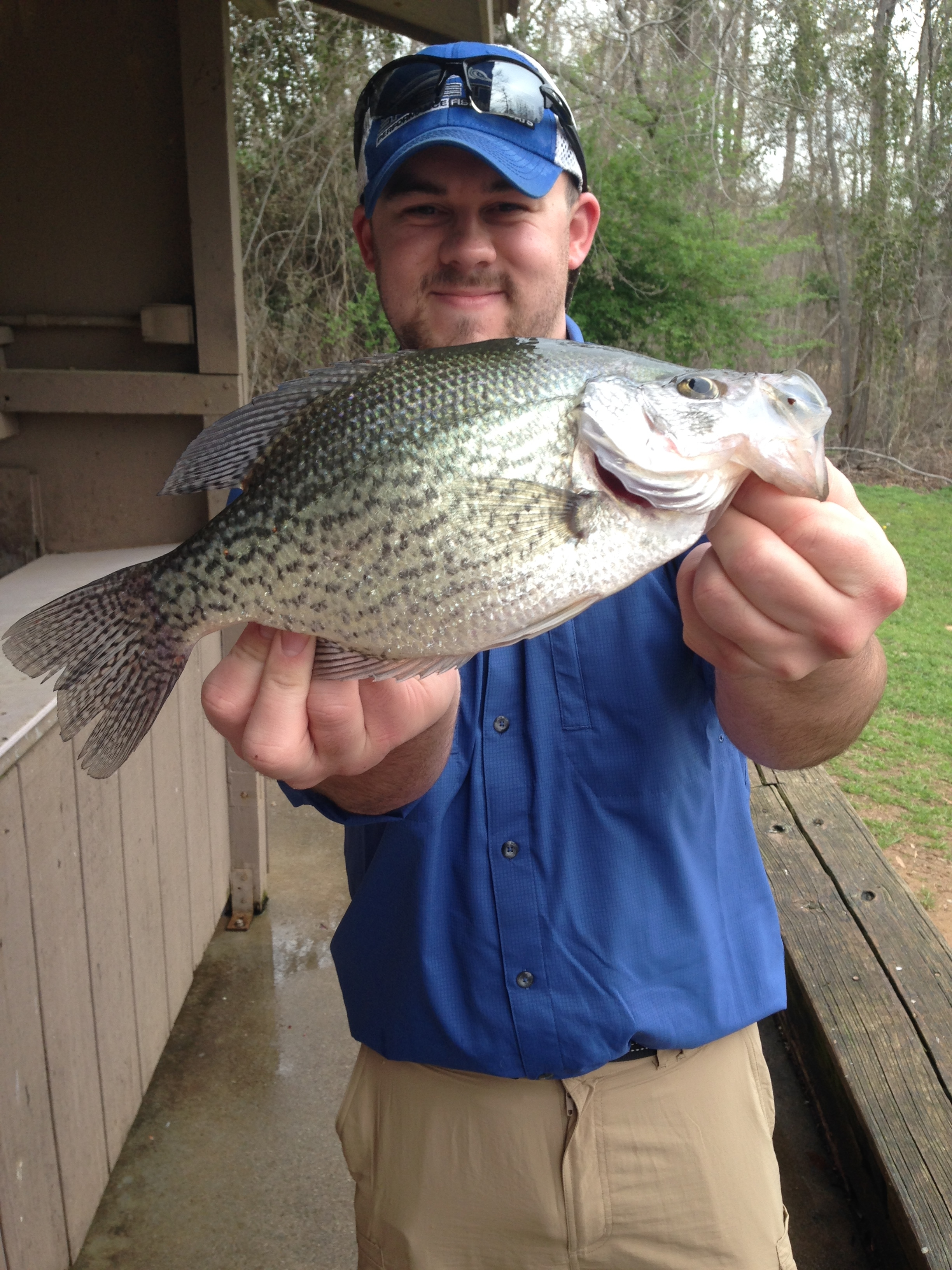 March 20, 2018 crappie