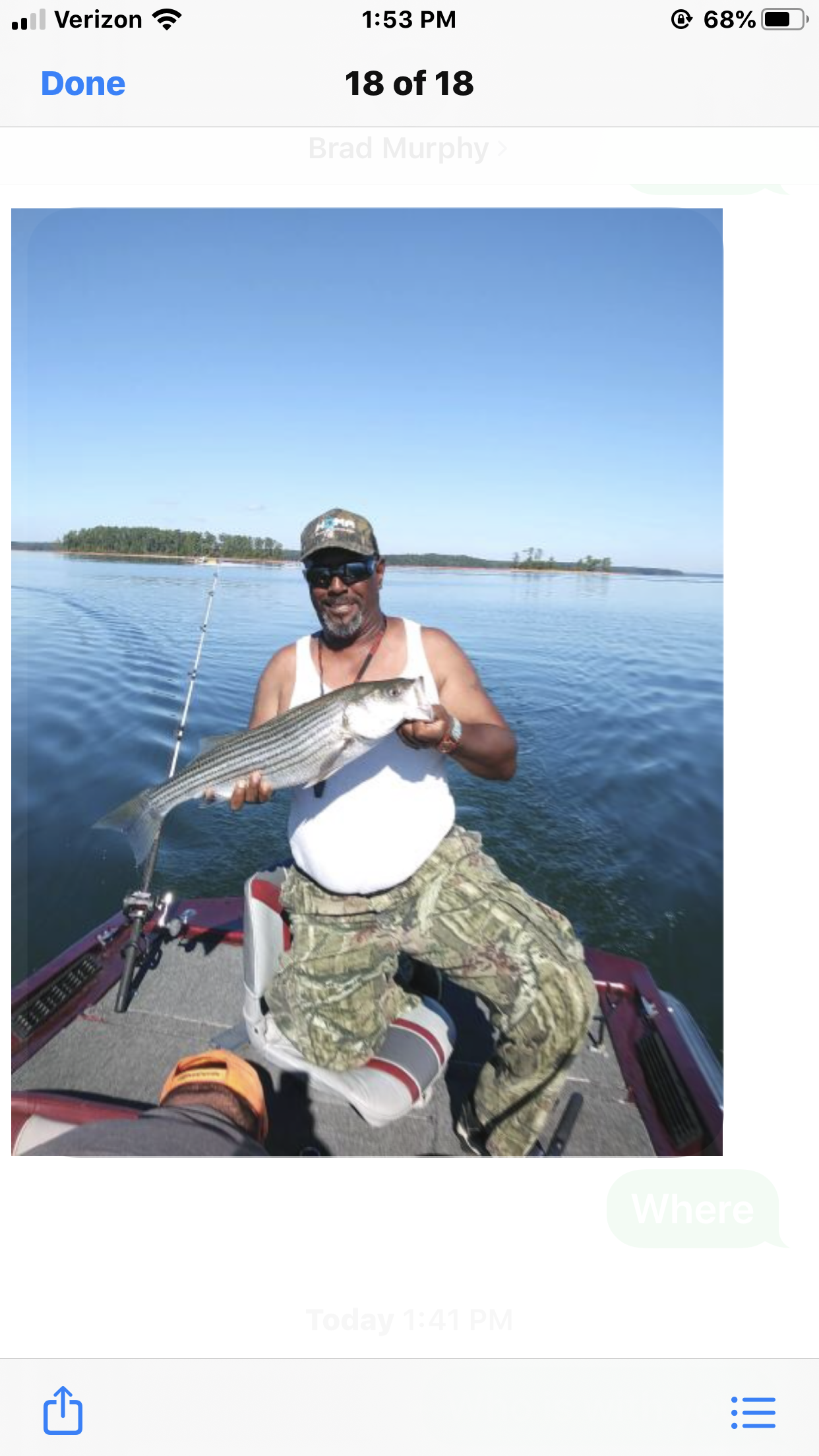 Oct.-11-2019-George-Lamberty-with-his-13-pound-striper.
