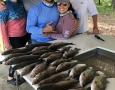May-17-2020-Tyler-and-Megan-Mclendon-Karla-and-Eddie-Flores-Zach-Selonen-with-their-catch-of-the-day