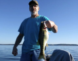Oct.-11-2019-Rick-Robinson-with-his-large-mouth-bass.